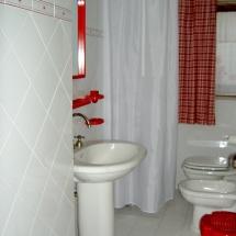 Appartamento BLU - bagno