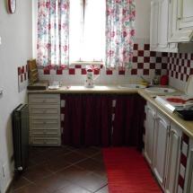 Appartamento BLU - cucina