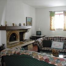 Appartamento BLU - soggiorno