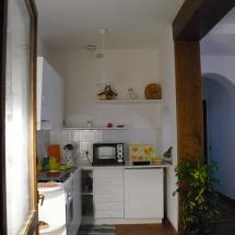 Appartamento GIALLO - angolo cottura