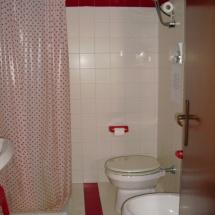 Appartamento ROSSO - bagno