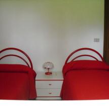 Appartamento ROSSO - camera doppia
