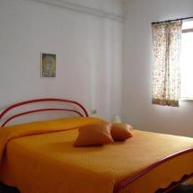 Appartamento ROSSO - camera matrimoniale