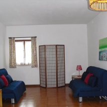 Appartamento ROSSO - soggiorno