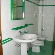 Appartamento VERDE - bagno