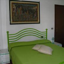Appartamento VERDE - camera