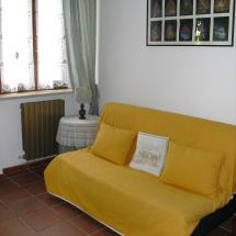Appartamento VERDE - soggiorno